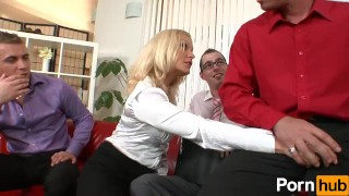 gangbang euromoms - Scene 1