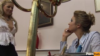 Office girls 2 - Scene 2