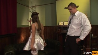 Scene vol  bride bangers stockings haired