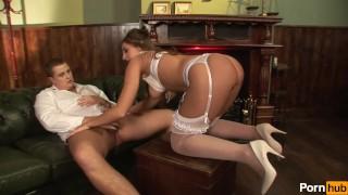 Scene vol  bride bangers stockings haired