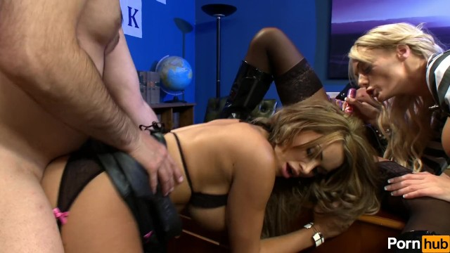 Gemma massey porn com Blonde and blonder - scene 3