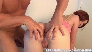 Teen Melody Jordan Take a Double Anal Creampie for All Anal!