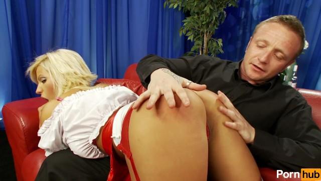 glam spank - Scene 3