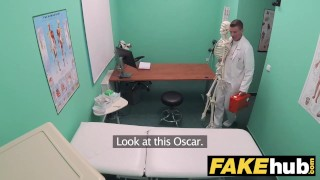 Fake Hospital Petite Italians insomnia solved via sex and cum swallowing