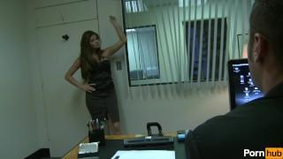 Office perks 2 - Scene 4