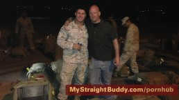 Marine Corporal Nick Back From Afghanistan Part 1