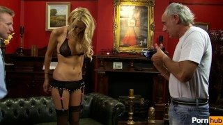 Knicker inspection dovers  scene ben reality british