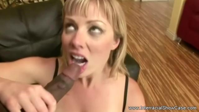 Wild Blonde Housewife BBC Anal 43
