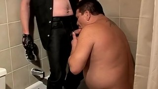 Chubby fucker Lycan gets pleasured by deviant twink Shadow