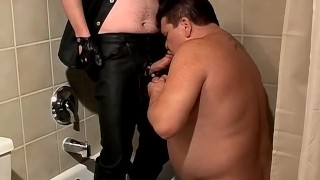 Chubby fucker Lycan gets pleasured by deviant twink Shadow Gaylifenetwork.com missionary