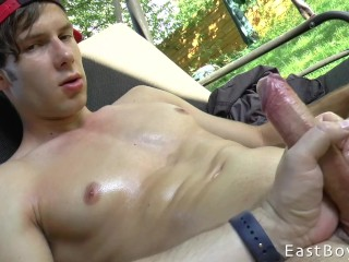 Limousine Boys - Handjob Adventure