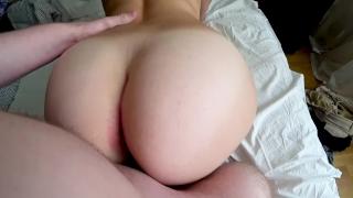 Stepsister morning sex