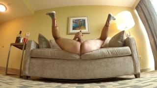 College Frat Sneaker Bareback Fuck Hotel Couch Socks Straight Raw Cum Anon porno