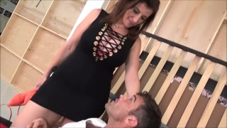 Step Brothers Fuck Milf Babysitter - Sara Jay - Family Therapy  doggy style lance hart alex adams sara jay big cock mom blowjob cumshot milf 3some big boobs big butt spit roasted