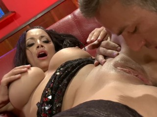 CHUBBY BIG TIT MILF PORSHA SINNS SUCK AND FUCKS BIG COCK