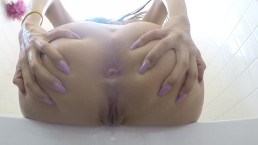 The Lonely Naked Cleaning Slut