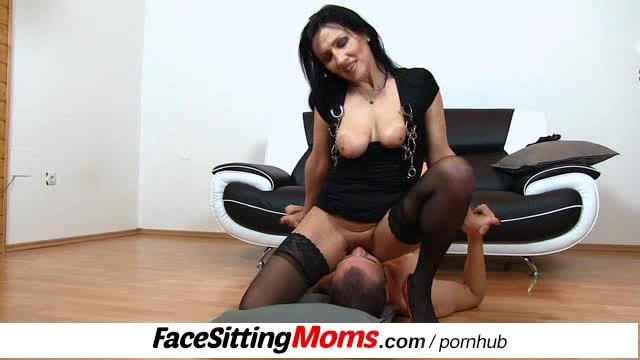 Older cunts young cocks Old-young cunt licking feat. horny stockings milf marta