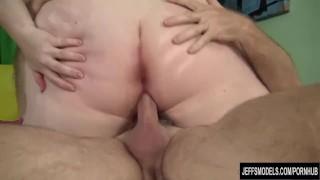 Girl fat raven fat takes scarlett cock vaginal ass
