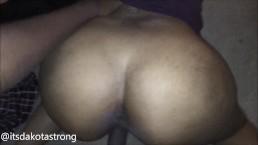 Sophia letting me smash her big ass butt on birthcontrol