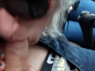 Car Blowjob – Princess Poppy