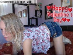 Skinny young teen girl models on cam coconut_girl1991_130217 chaturbate REC