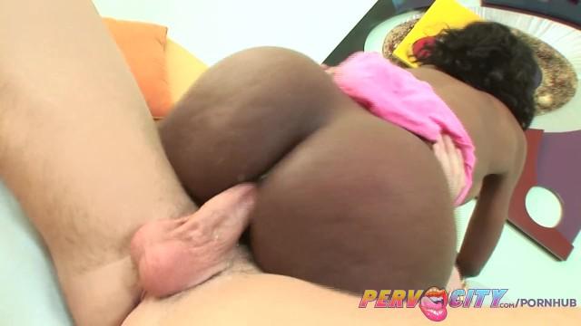 PervCity Ebony Ass Fucking 20