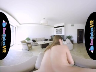 SexBabesVR – Virtual Girl Fucked with sexy Sybil A