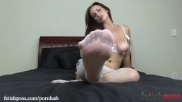 Bella Foot Tease