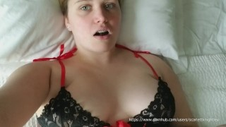 Scarlett Knightley Passionate Love Making After Being Away