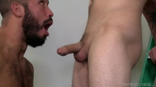 Menover eats it before trey ass fucking turner good fuck deepthroat