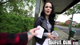Mofos - Public Pick Ups - Cute British Chick Needs Cash, Alessa Savage