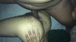 Hairy twink cant take bbc
