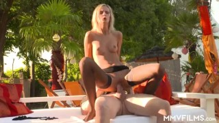 Skinny German Teen punishment
