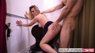 DigitalPlayground - Zip Me Up, Teen gets fucked in the changing room