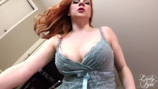 Summer Visit to Auntie's House -Lady Fyre Virtual Sex