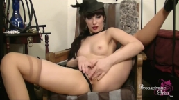 JOI - Brookelynne Briar Talks Dirty To You As She Plays With Her Pussy