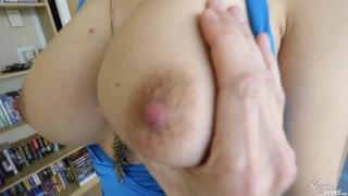 Katie Banks - Fucking my Bud's Sister  doggy style big huge tits point of view cum begging strip tease submissive slut big cock canadian blowjob girl on top fucking exhibitionist butt gagging shaved bribe spankings dirty talk