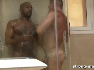 Daz Nelson & Kidd Chocolate in the Shower