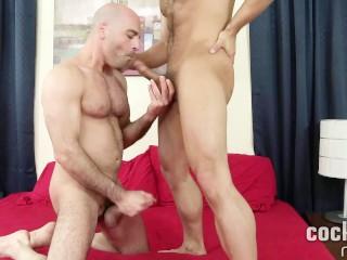 John Magnum and Adam Russo