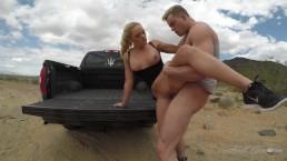 Public Sex in the Desert