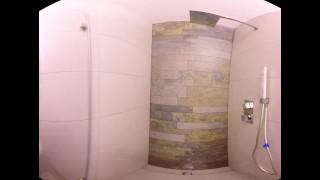 VirtualRealTrans.com - Hot shower Amateur chubby