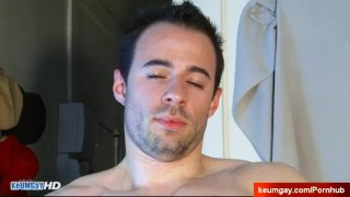 Don't play with my big cock, i'm not into guys. Sebastien french guy Reality debtdandy