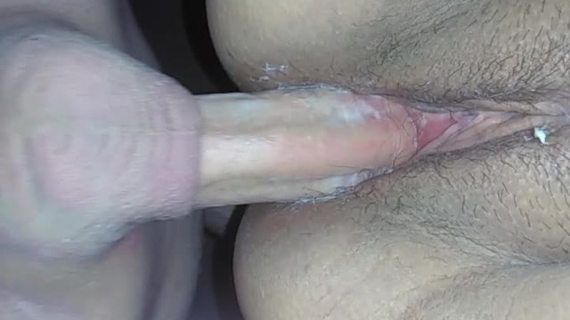 My foreskin is to tight for my penis Pounding my girl sloppy, ass to tight for anal