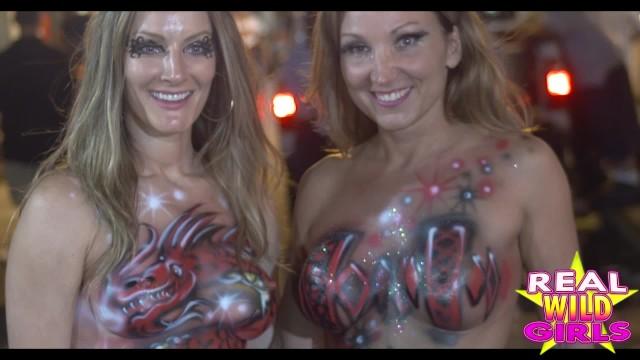 Fantasy fest 2010 nudes - Fantasy fest naked sluts key west street party1