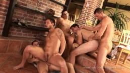 Bareback Orgy Vol.2