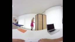 BaDoinkVR.com Pussy Fuck And Massage For Naomi Nevena