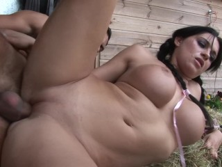 Very Young Teen Stable Girl JODIE JAMES Fucks Big Dick Rich Man