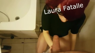 Mom And Son Pissing Toilet Games( Don't Tell Daddy) Laura Fatalle