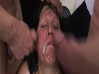 First double penetration...