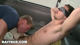BAITBUS Johnny Hunt Occupies Galvin Waters's Ass in Miami, Florida